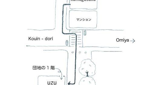 """6/2(FRI)3(STA)4(SUN) """" kumagusuku market  """" & """"uzu市"""""""