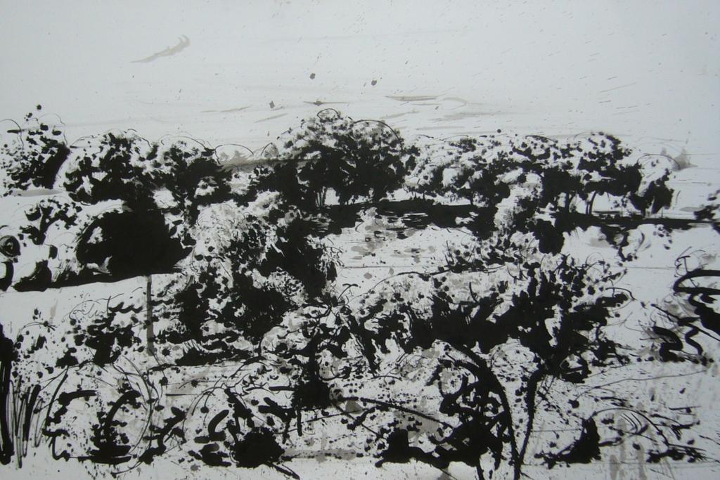 加藤方彦 個展「ドローイングと絵画 Zeichnung&Malerei」