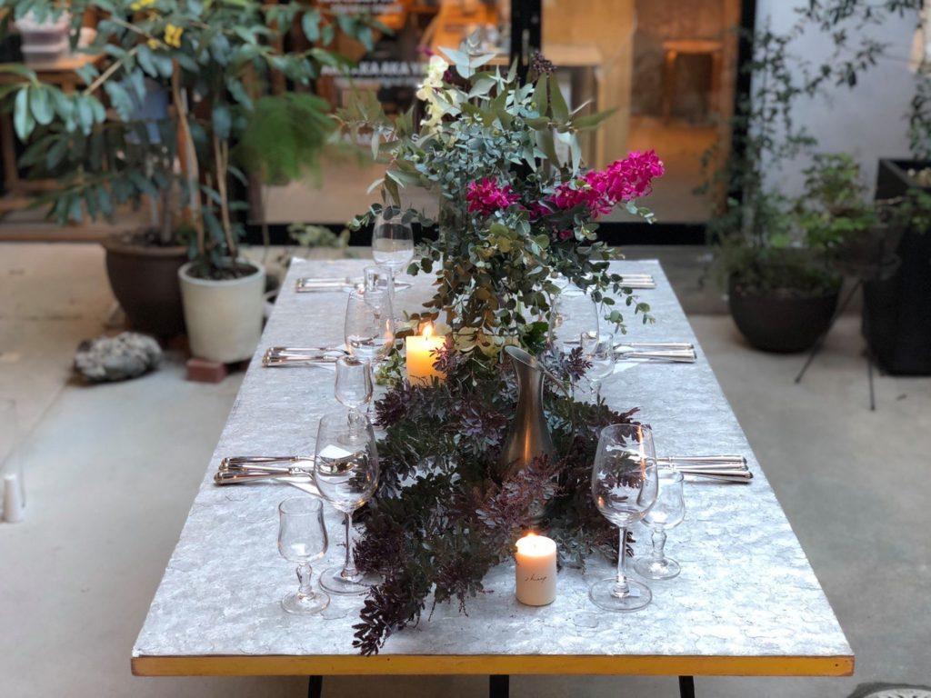 夜とクマグスク- 夜明かしの晩餐会 –